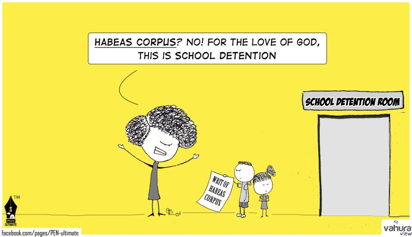 habeas corpus- final