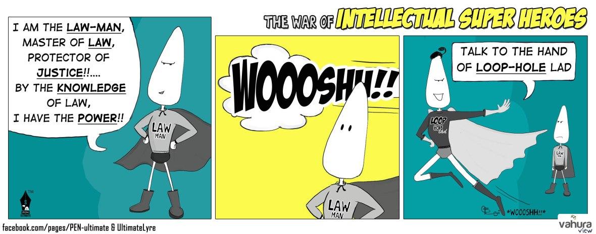 Lawman vs loophole (edited)