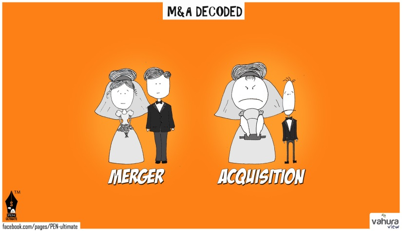 M&A decoded marriges